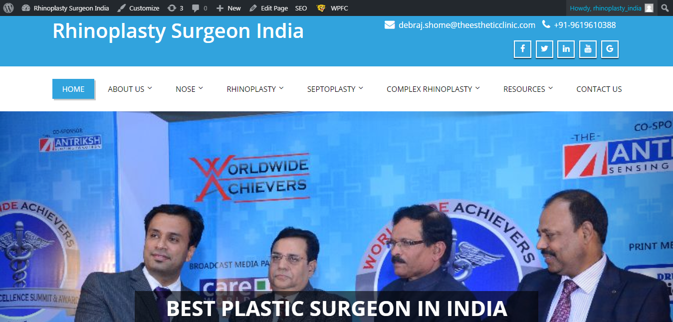 Rhinoplasty Surgeon